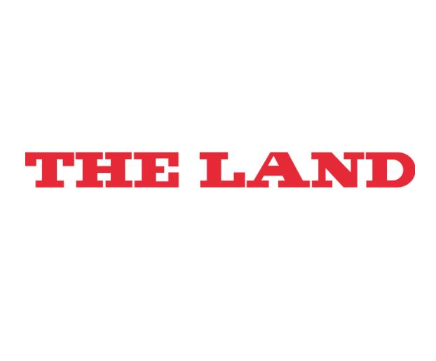The Land Logo